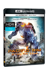 Pacific Rim - Útok na Zemi 2Blu-ray (UHD+Blu-ray)