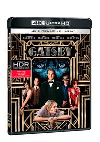 Velký Gatsby 2Blu-ray (UHD+Blu-ray)