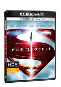 Muž z oceli 2Blu-ray (UHD+Blu-ray)