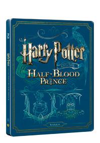 Harry Potter a princ dvojí krve (Blu-ray+DVD bonus) - steelbook