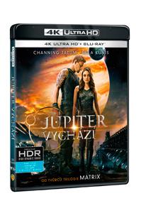 Jupiter vychází 2Blu-ray (UHD+Blu-ray)