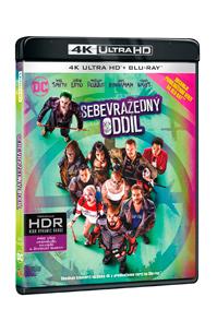 Sebevražedný oddíl 2Blu-ray (UHD+Blu-ray)
