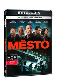 Město 2Blu-ray (UHD+Blu-ray)