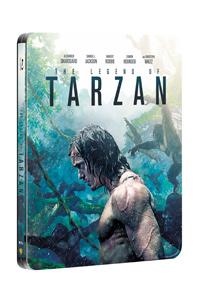 Legenda o Tarzanovi 2Blu-ray (3D+2D) - steelbook