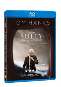 Sully: Zázrak na řece Hudson Blu-ray