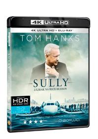 Sully: Zázrak na řece Hudson 2Blu-ray (UHD+Blu-ray)