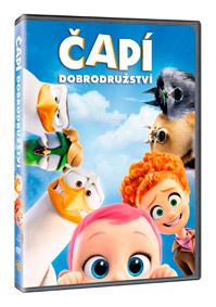 Čapí dobrodružství DVD