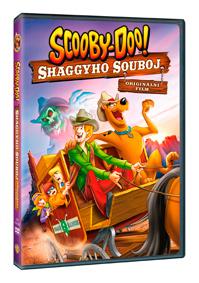 Scooby Doo: Shaggyho souboj DVD