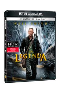 Já, legenda 2Blu-ray (UHD+Blu-ray)
