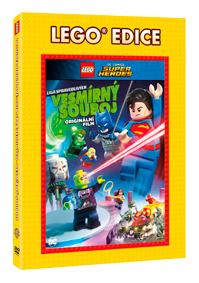 Lego DC Super hrdinové: Vesmírný souboj - Edice Lego filmy DVD
