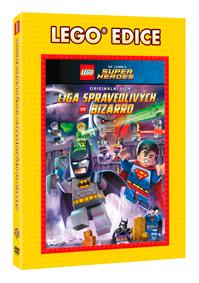 Lego: DC - Liga spravedlivých vs. Bizarro - Edice Lego filmy DVD