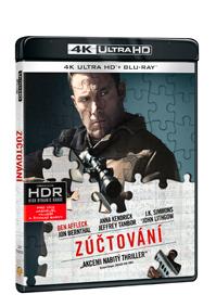 Zúčtování 2Blu-ray (UHD+Blu-ray)
