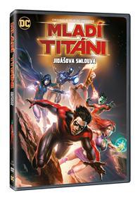 Mladí Titáni: Jidášova smlouva DVD
