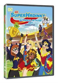 DC Superhrdinky: Intergalaktické hry DVD