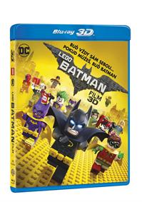 Lego Batman Film 2BD (3D+2D)