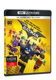 Lego Batman Film 2BD (UHD+BD)