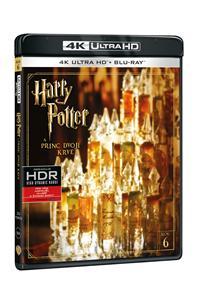 Harry Potter a Princ dvojí krve 2Blu-ray (UHD+Blu-ray)