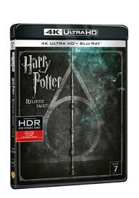 Harry Potter a Relikvie smrti - část 2. 2Blu-ray (UHD+Blu-ray)