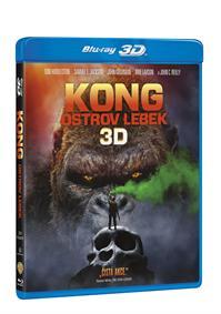 Kong: Ostrov lebek 2Blu-ray (3D+2D)