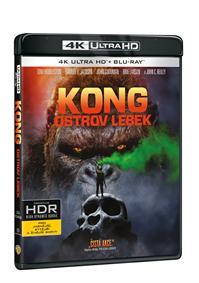 Kong: Ostrov lebek 2Blu-ray (UHD+Blu-ray)