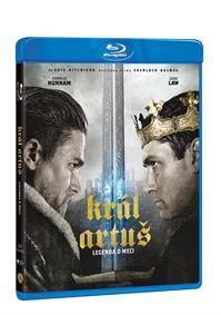 Král Artuš: Legenda o meči Blu-ray