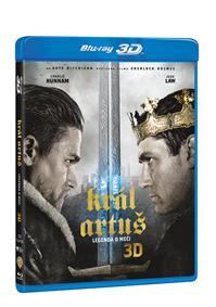Král Artuš: Legenda o meči 2Blu-ray (3D+2D)