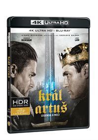 Král Artuš: Legenda o meči 2Blu-ray (UHD+Blu-ray)