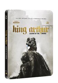 Král Artuš: Legenda o meči 2Blu-ray (3D+2D) - steelbook
