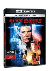 Blade Runner: The Final Cut 2Blu-ray+2DVD (UHD+Blu-ray+2DVD bonus)