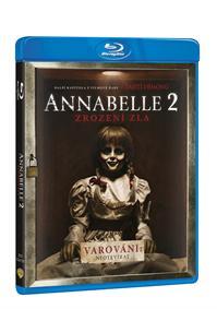 Annabelle 2: Zrození zla Blu-ray