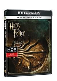 Harry Potter a Tajemná komnata 2Blu-ray (UHD+Blu-ray)