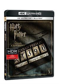 Harry Potter a Vězeň z Azkabanu 2Blu-ray (UHD+Blu-ray)