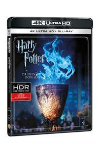 Harry Potter a Ohnivý pohár 2Blu-ray (UHD+Blu-ray)