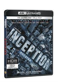 Počátek 3Blu-ray (UHD+Blu-ray+bonus disk)