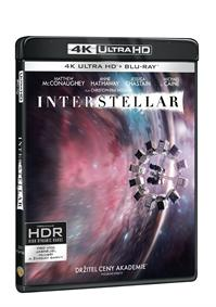 Interstellar 3Blu-ray (UHD+Blu-ray+bonus disk)