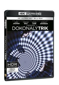 Dokonalý trik 3Blu-ray (UHD+Blu-ray+bonus disk)