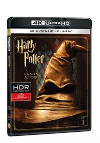 Harry Potter a Kámen mudrců 2Blu-ray (UHD+Blu-ray)