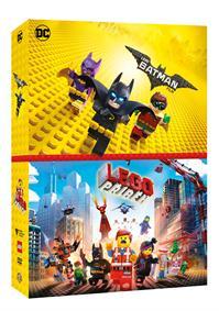 Lego kolekce 2DVD