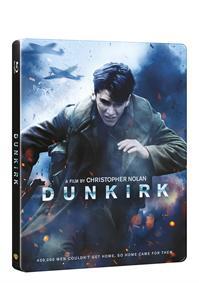 Dunkerk 2Blu-ray (Blu-ray+bonus disk) - steelbook