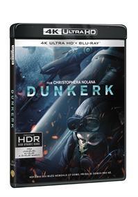 Dunkerk 3Blu-ray (UHD+Blu-ray+bonus disk)
