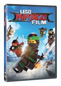 Lego Ninjago film DVD