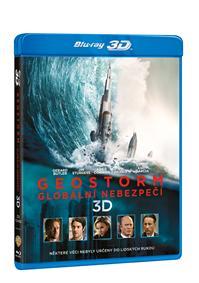 Geostorm - Globální nebezpečí 2Blu-ray (3D+2D)