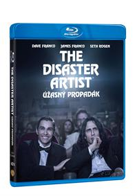 The Disaster Artist: Úžasný propadák Blu-ray