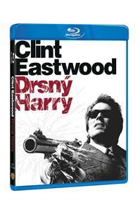 Drsný Harry Blu-ray