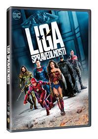 Liga spravedlnosti DVD