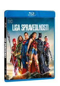 Liga spravedlnosti Blu-ray
