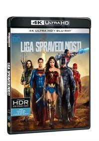 Liga spravedlnosti 2Blu-ray (UHD+Blu-ray)