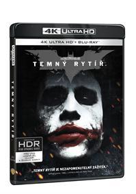Temný rytíř 3Blu-ray (UHD+Blu-ray+bonus disk)