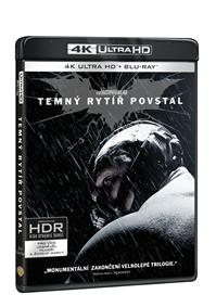 Temný rytíř povstal 3Blu-ray (UHD+Blu-ray+bonus disk)