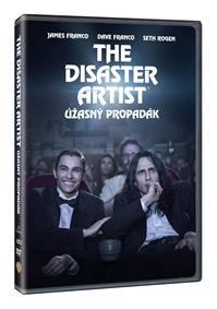 The Disaster Artist: Úžasný propadák DVD